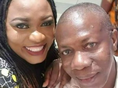 YOU DIED IN MY ARMS, YOU LEFT ME CONFUSED AND DEVASTATED—CHICO EJIRO'S WIFE, JOY MOURNS